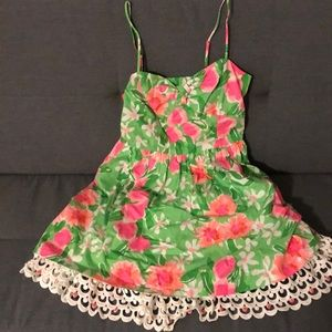 Lilly Pulitzer strappy dress